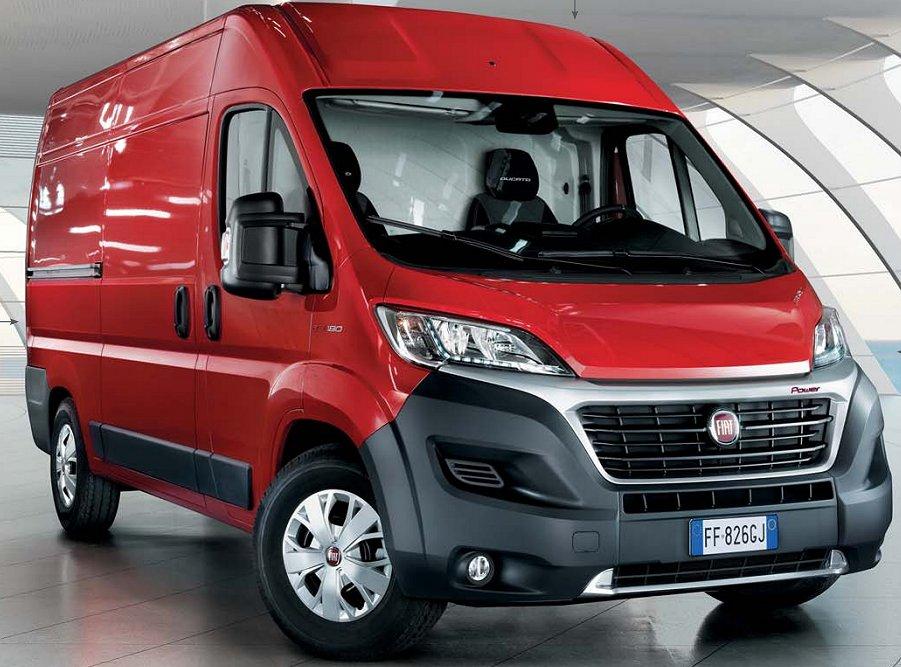 Fiat Ducato Skåp L3H2 2.3 MJt Diesel 160hk