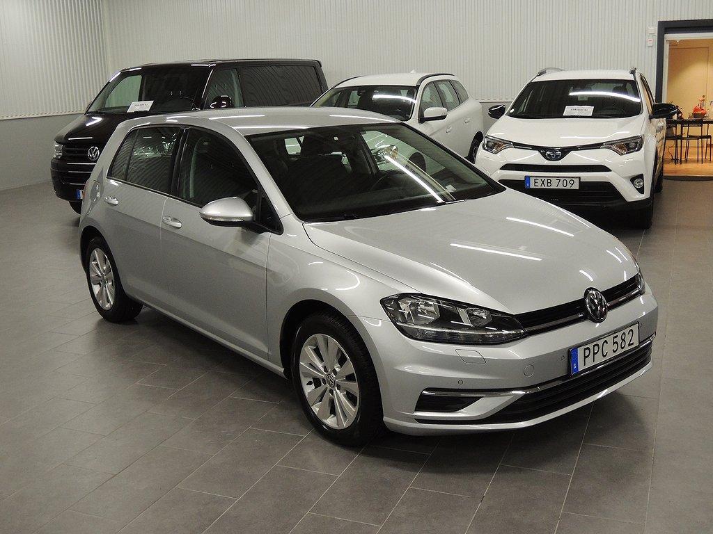 Volkswagen Golf 5-dörrar 1.6 TDI DSG Comfort 115