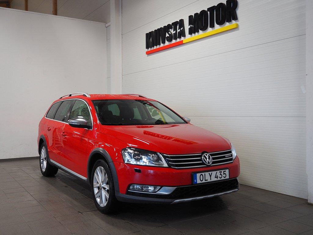 Volkswagen Passat Alltrack 2.0 TDI 4M DSG 177hk Drag D-värm 2014