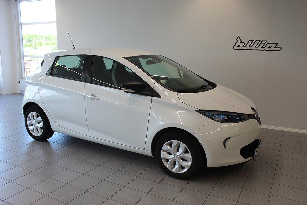 Renault Zoe R240 92 hk 22 kWh Life batterihyra