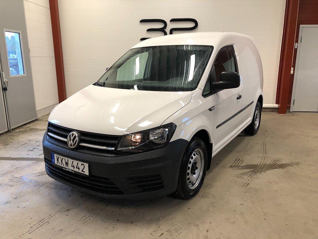 Volkswagen Caddy Skåp 2.0 TDI /Automat/Drag/Värm/Lucka/EU6/