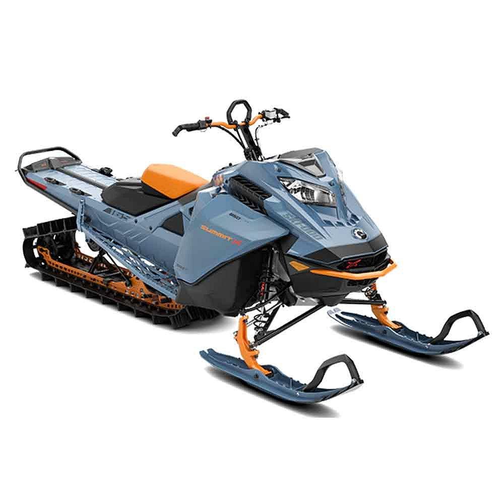 Ski-doo Summit X 165   850 E-TEC SHOT