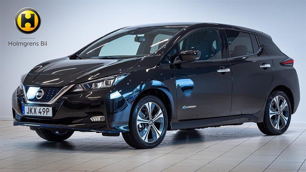 Nissan Leaf E+ Tekna My19.5 62 kWh