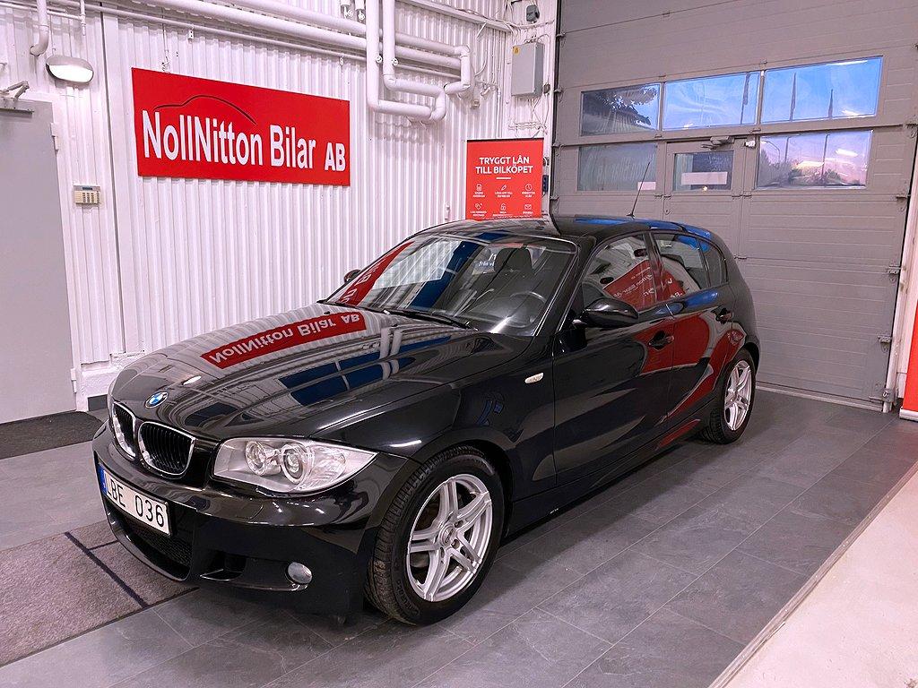 BMW 120 i M-Sport / 6400 Mil/ (150hk)