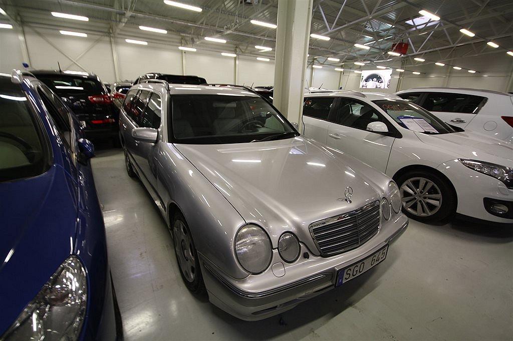Mercedes-Benz E 200 Kompressor Kombi