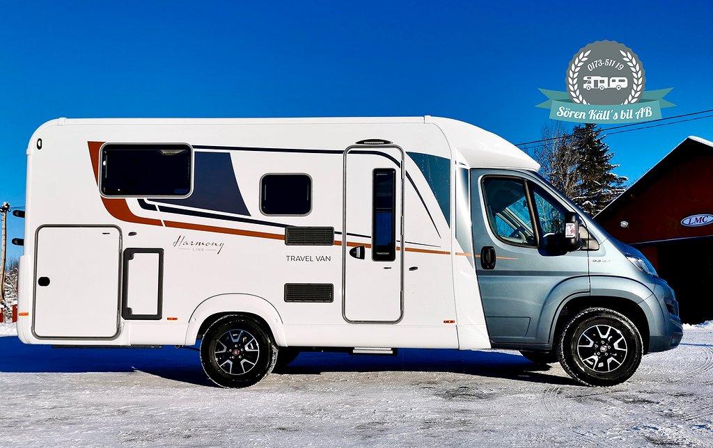 BURSTNER Travel Van 620 G Auto, Harmony-Line