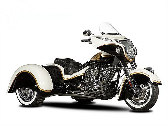 Indian INDIAN CHIEFTAIN TRIKE CONVERSION