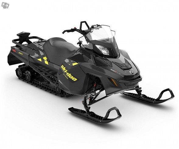 Ski-doo Expedition Xtreme 800 E-tec