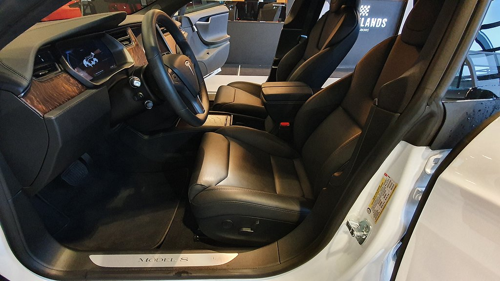 Tesla Model S 100D LR AP2 Leasbar