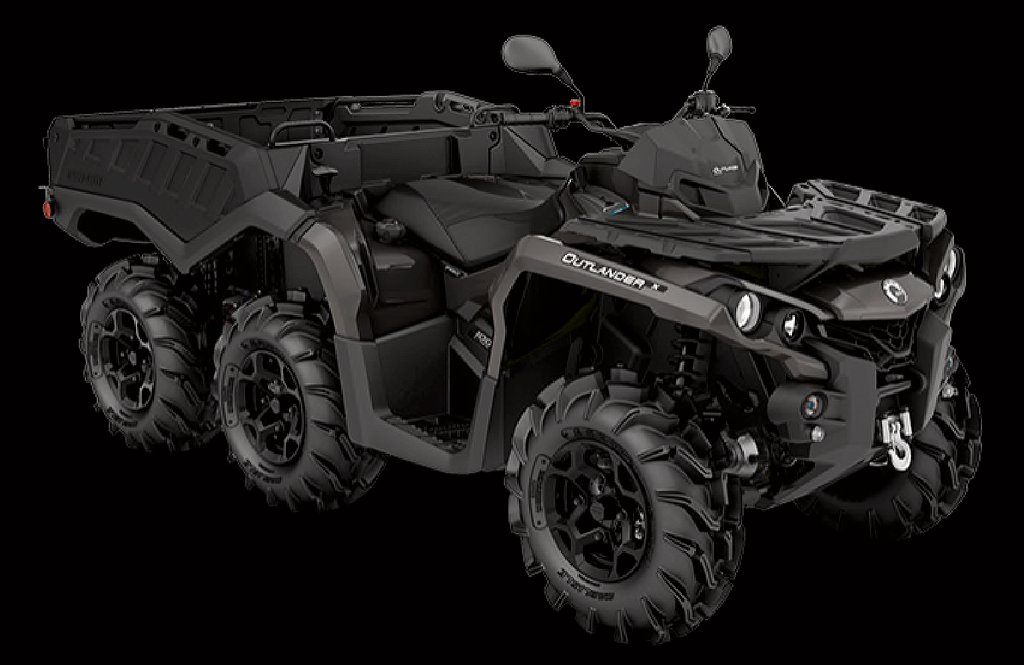 Can-Am Outlander-6x6 PRO Sidewall 1000 RÄNTEKAMPANJ 0,95%
