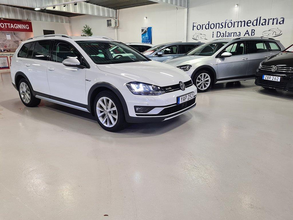 Volkswagen Golf Alltrack TSI Premium Värmare