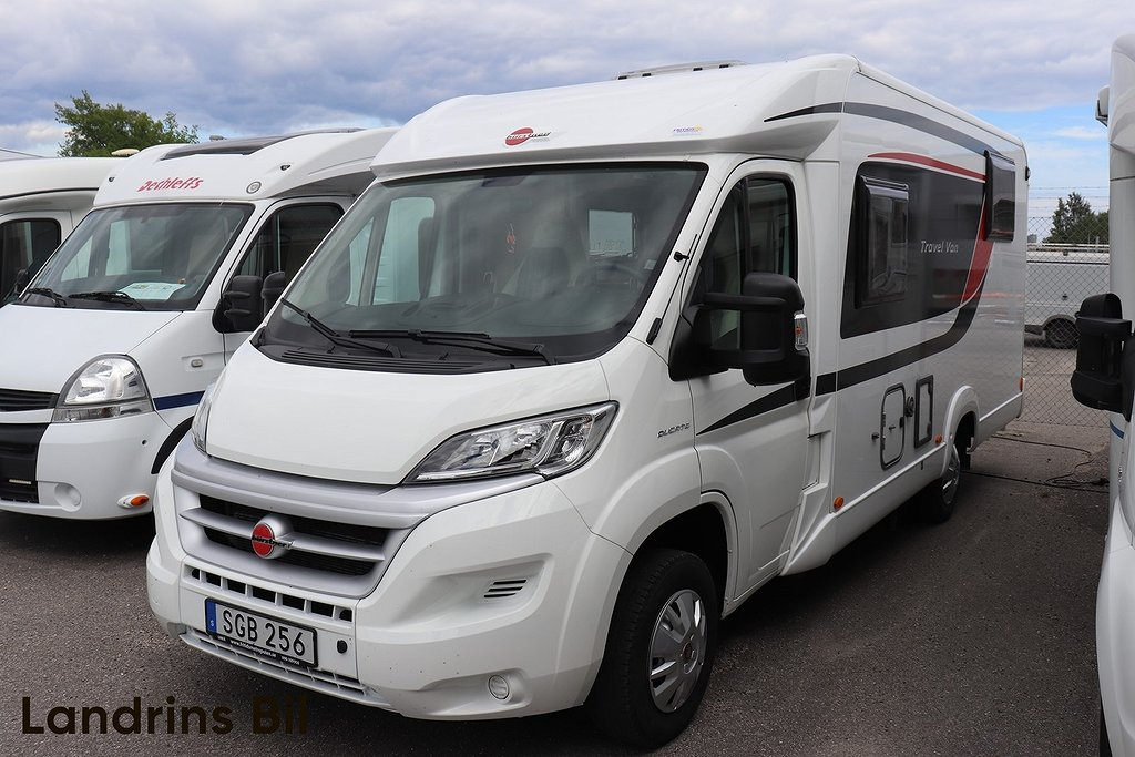 Bürstner T Travel Van 690