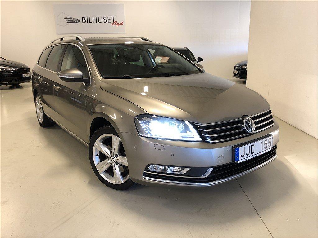 Volkswagen Passat 1,4 TSI EcoFuel Premium Sport Navi/Krok