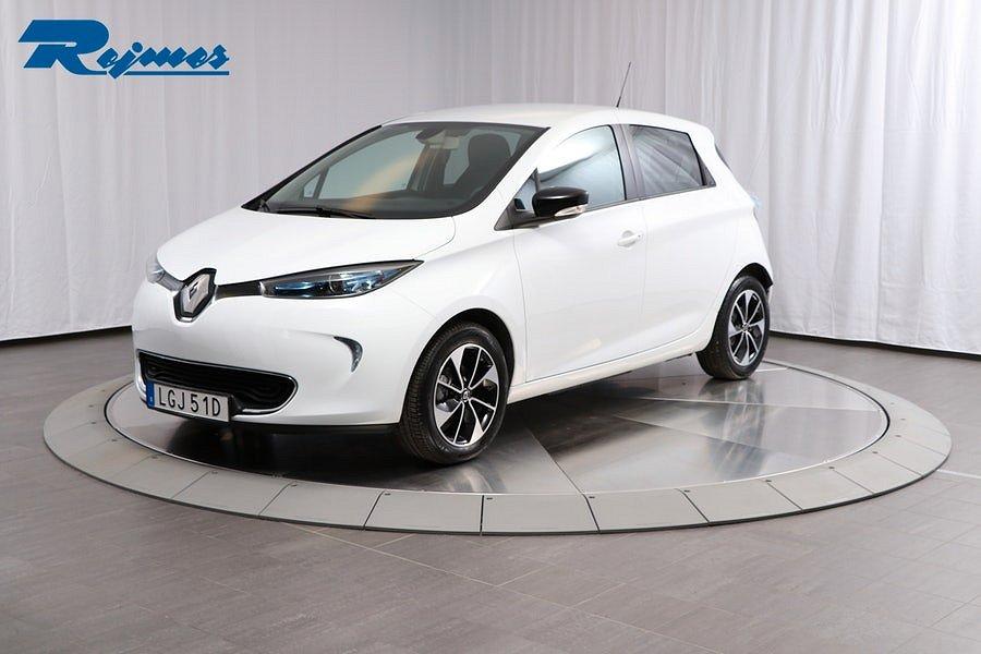 Renault Zoe 41 kWh Intens batterihyra