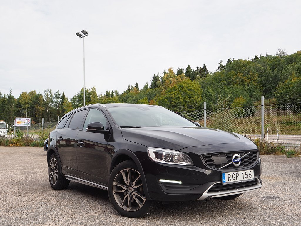 Volvo V60 Cross Country D3 SUMMUM EU6 150HK