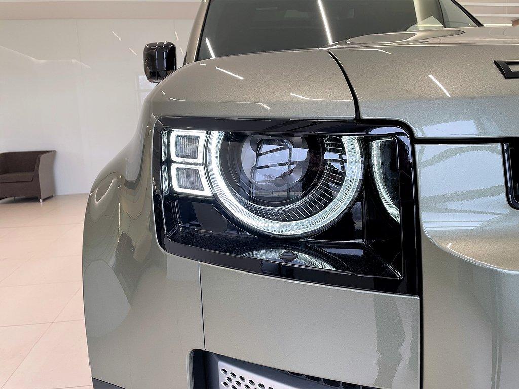 Land Rover Defender D250 SE / Panorama / Värmare / Drag