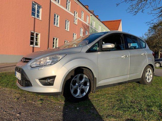 Ford C-Max 1.0 EcoBoost 100hk 0,39 lit mil skatt 492:-