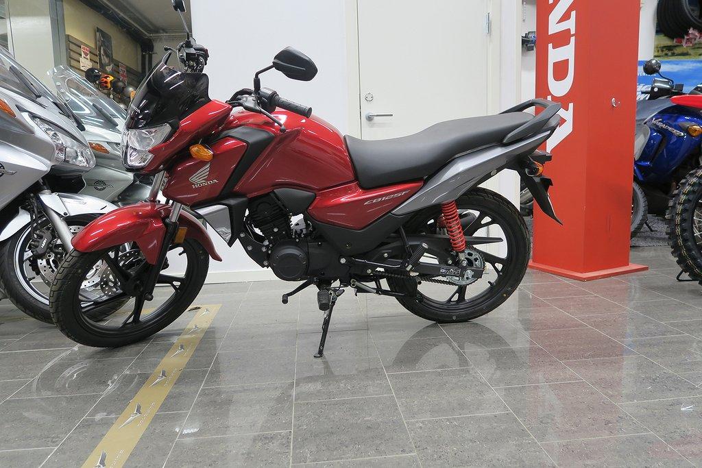 Honda Cb 125f Boka nu för lev i februari