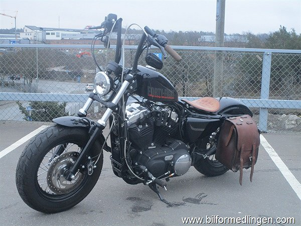 Harley-Davidson XL1200 Svensksåld