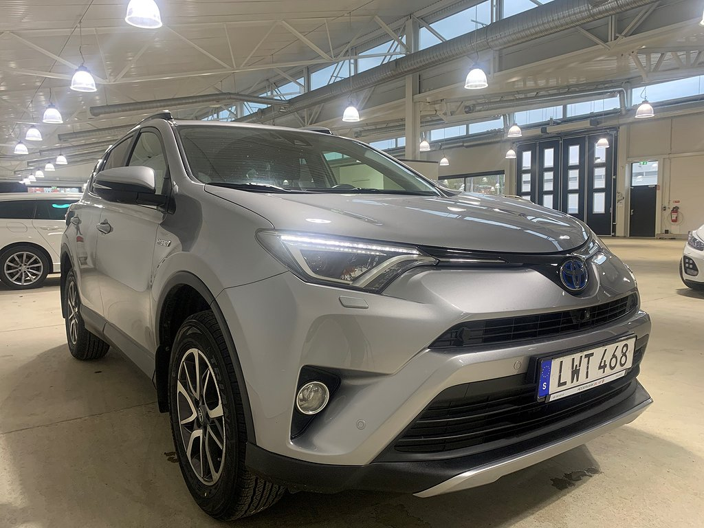 Toyota RAV4 2.5 HSD AWD (197hk)