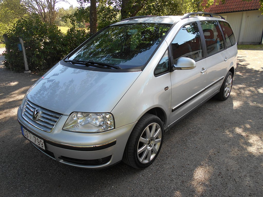 Volkswagen Sharan 4Motion 7-sits, 0:- KONTANT