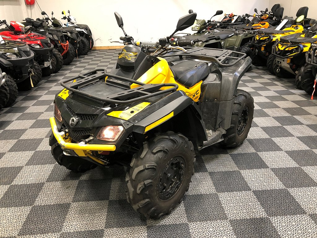 "Can-Am Outlander 800 XXC "" Höst Röj """