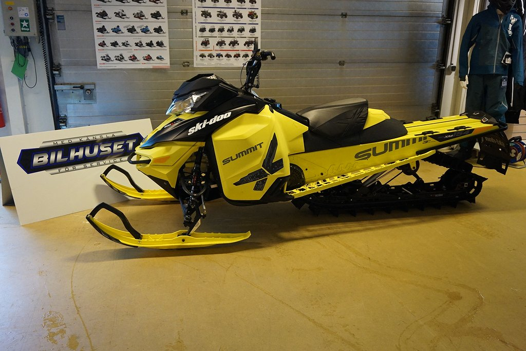 Ski-doo Summit T3 154 800 -16