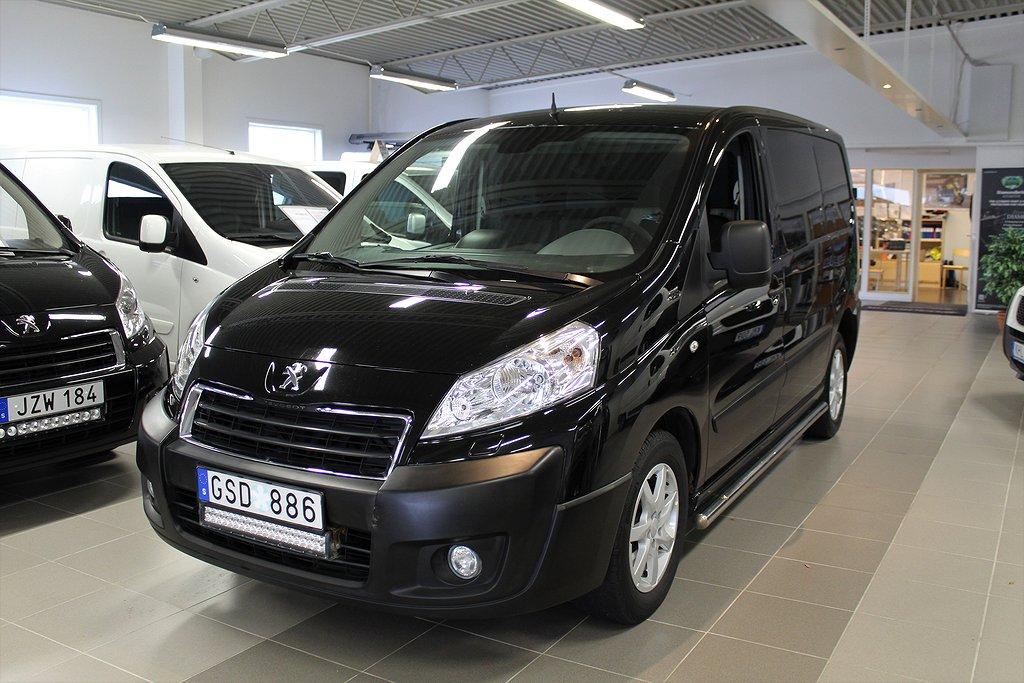 Peugeot Expert L1H1 163hk 5m3 Automat