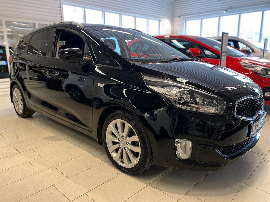 Kia Carens 1.7 Komfort CRDi 7-sits 115hk, Vhjul