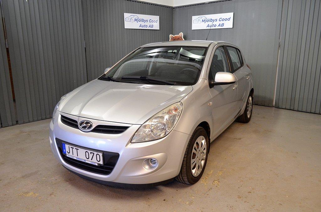 Hyundai i20 5-dörrar 1.4 101hk ##SÅLD##