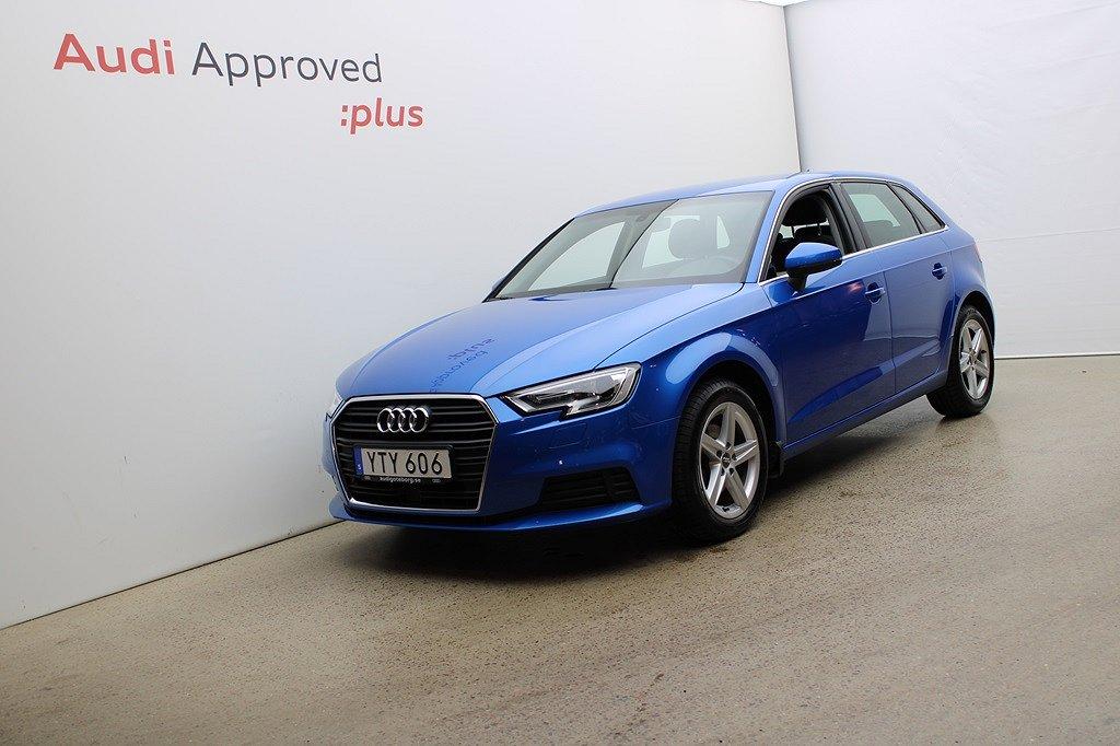 Audi A3 Sportback 1.5 TFSI 150HK PROLINE CONNECTIVITY PAKET