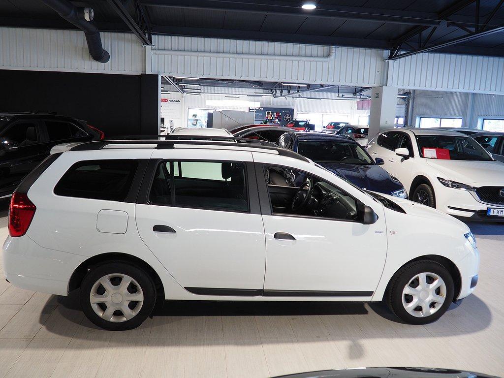 Dacia Logan MCV 0.9 TCe Euro 6 90hk 2017