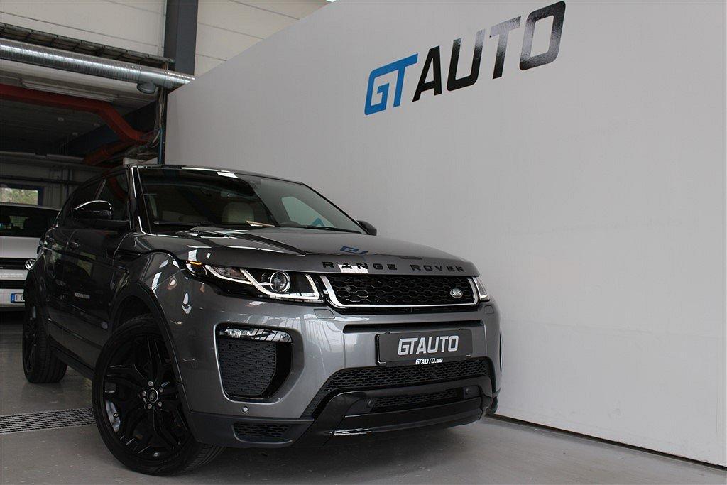 Land Rover Range Rover Evoque HSE DYNAMIC NAVI PANO