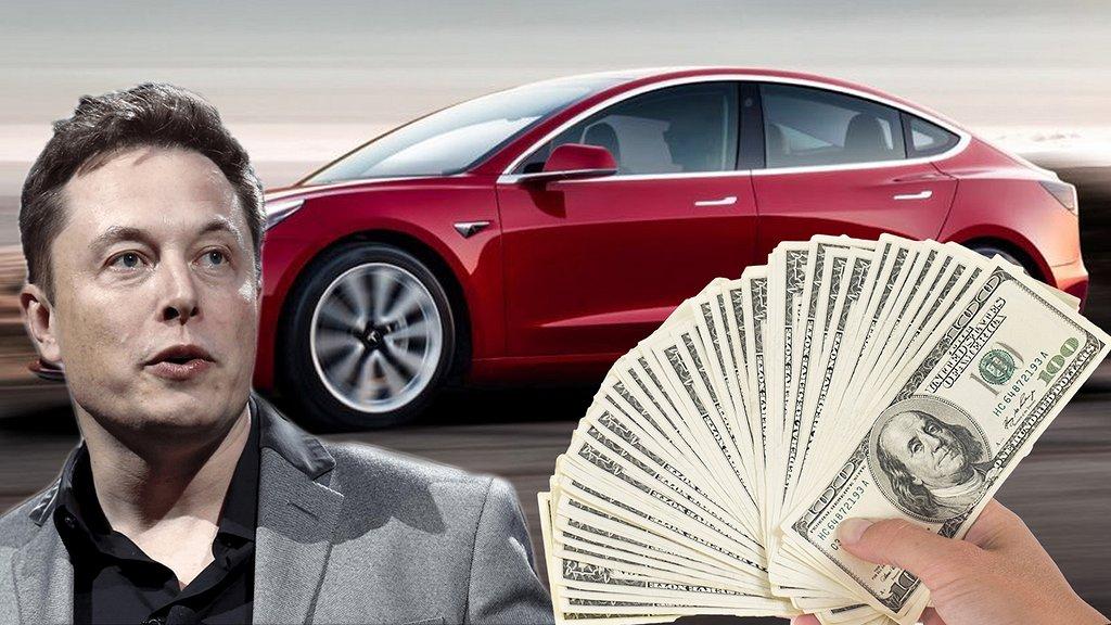 Elon Musk skrattar hela vägen till banken.
