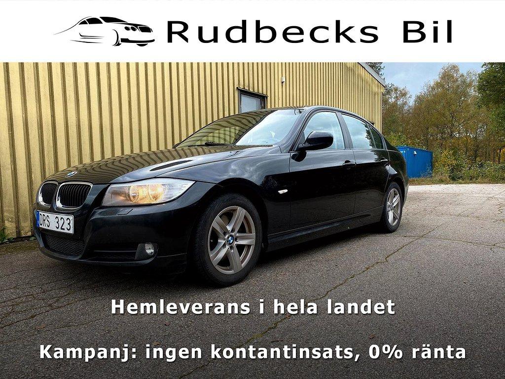 BMW 320 D, Sedan, Comfort, 2 Äg, SV-S, 718:-