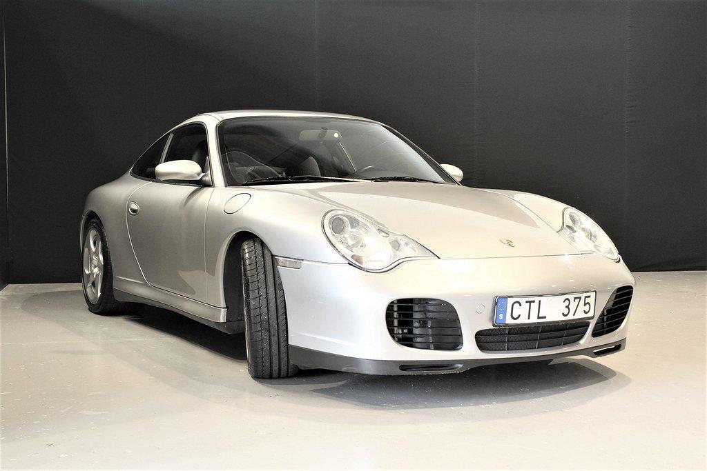 Porsche 911 996 Carrera 4S 320hk