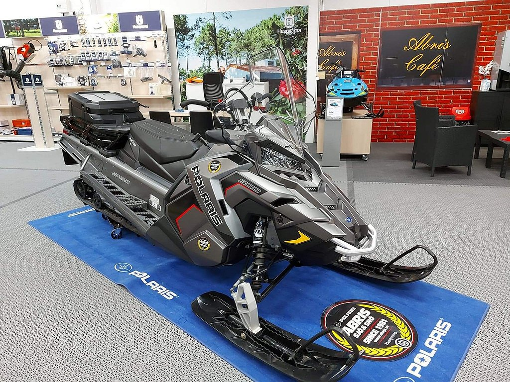 Polaris 800 Titan Adventure ABRIS