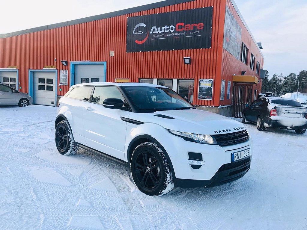 Land Rover Range Rover Evoque 3-dörrar 2.2 SD4 4WD Automat Sport 190hk