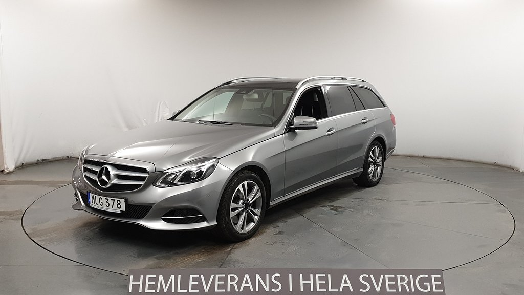 Mercedes-Benz E 350T 4MATIC 7G-T Plus Eu6 258hk *SE SPEC*