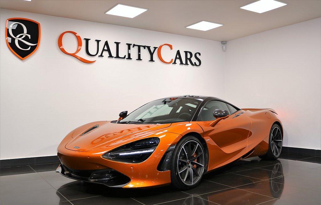 McLaren 720S Performance/ Sv-såld