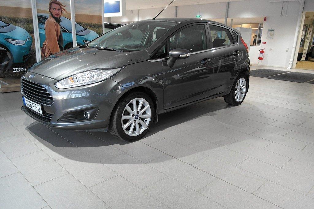 Ford Fiesta 1.0 Ecoboost 100 hk