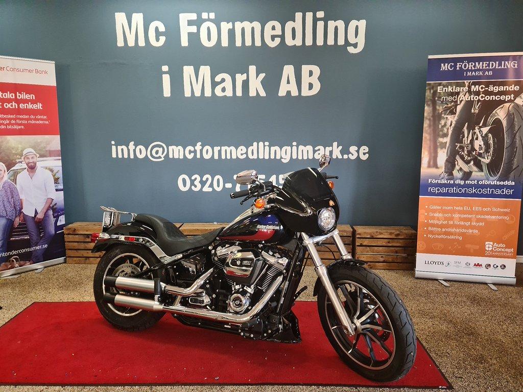 Harley-Davidson FXLR  Low Rider 1.7 Milwaukee-Eight 107 87hk