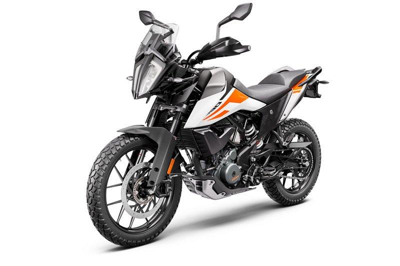 KTM 390 Adventure *Omgående leverans* -2020