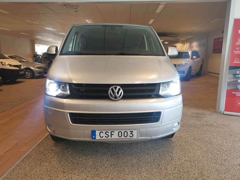 Volkswagen Transporter Kombi 2.0 TDI 4Motion DSG Sekventiell Comfort 180hk