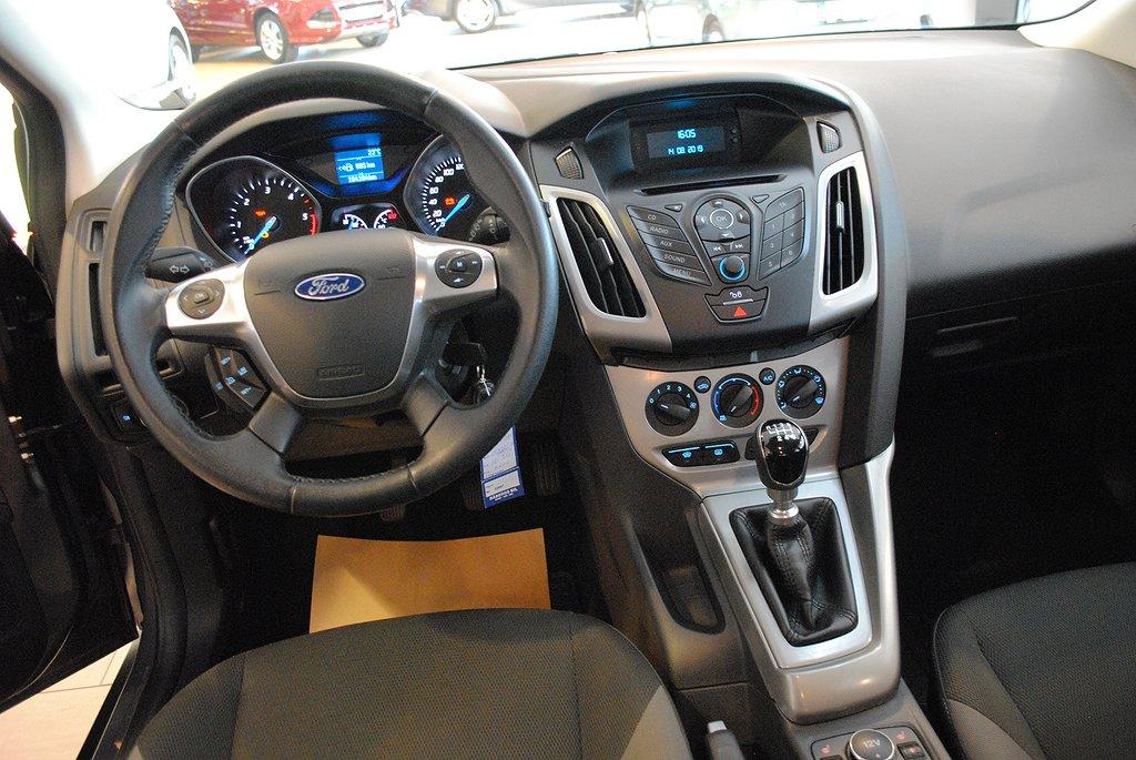 Ford Focus *1.95%ränta&5000kr i fritt bränsle*1.6 TDCi 95hk Trend