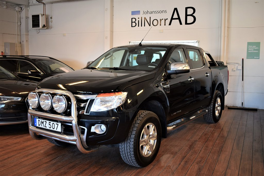Ford Ranger Double Cab limited 2.2 TDCi 4x4