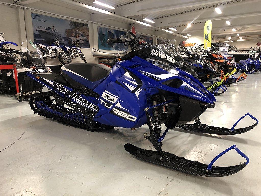 Yamaha Sidewinder BTX 153
