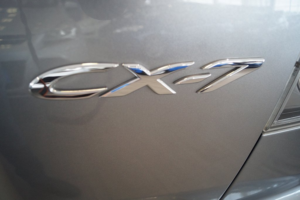 Mazda CX-7 2.2 DE Sport AWD 173HK