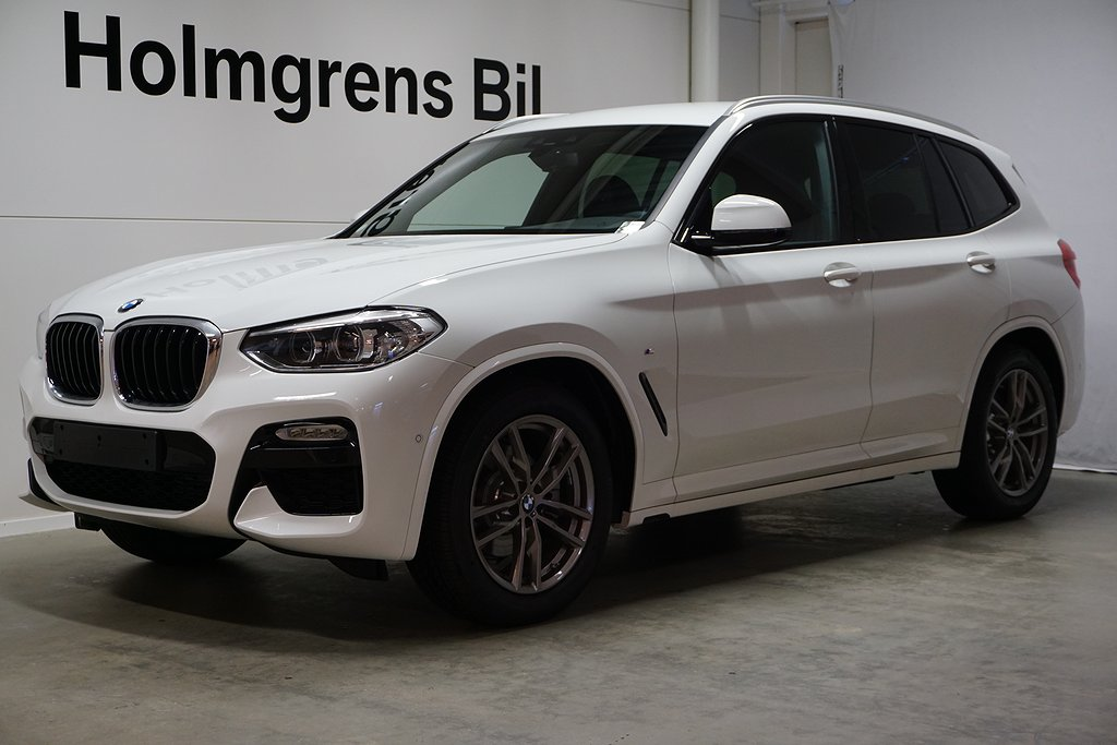 BMW X3 xDrive20d Värmare / Drag / Navi