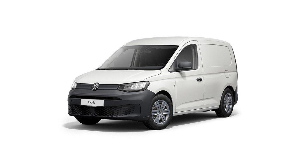 Volkswagen Caddy 5 Värmare + drag